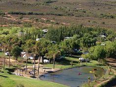 Doringlaagte 'n LekkeR Kampplek in Montagu Wes Kaap Campsite, Baseball Field, Golf Courses, Things To Do, Yum Food, Things To Make, Camping, Baseball Park
