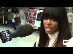 Interview With Kelly Rowland At The Breakfast Club Power 105.1 [Part 2]
