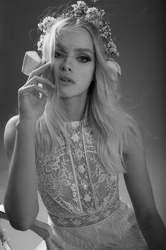 June dress Dreams collection by Lihi Hod Monique Lhuillier, Colored Wedding Dresses, Bridal Dresses, Perfect Wedding Dress, Dream Wedding, Designer Wedding Dresses, Wedding Gowns, Elegant White Dress, Bridal Collection