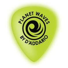 "Planet Waves Cellu-Glow Guitar Picks, Medium, 10 pack by Planet Waves. $3.49. The Planet Waves 1CCG4-10 is a 10-pack of medium Cellu-Glow picks.Planet Waves puts a new twist on celluloid picks. Now you can still have the natural feel and warm fat tone of celluloid in a ""glow in the dark"" pick. Simply pre-charge the picks in natural sunlight or under a light bulb and you have a pick that not only sounds great but looks great too. The Cellu-Glo picks add a new vi..."