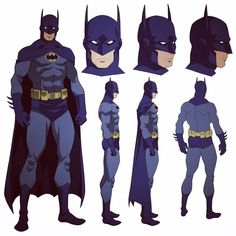 Dick Grayson puts on the blue and grey suit in Batman: Bad Blood. West coast…