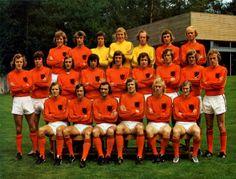 Holanda 1974-Revista El Gráfico