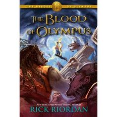 The Blood of Olympus i need this book to survive!!