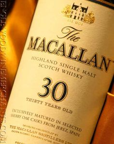 The Macallan 30 Scotland Single Malt Scotch Whisky