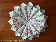 Incartesimi: Coni portariso, portapetali o portaconfetti - Tutorial Wedding Crafts, Diy Wedding, Wedding Day, Wedding Confetti, Just Married, Paper Design, Flower Designs, Paper Flowers, Wedding Styles