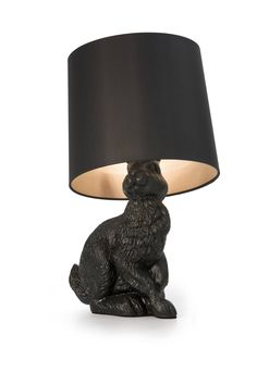 Rabbit Lamp by Front