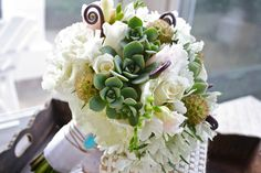 Design By Aubrey :: Succulent Bouquet