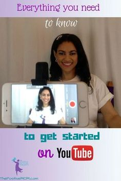 Everything you need to know to get started on YouTube