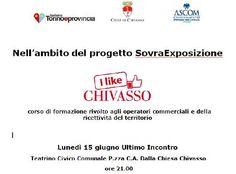 I Like Chivasso - La promozione di un vento sui social network