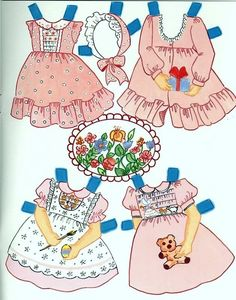 Polly Flinders  *1500 free paper dolls for Christmas at artist Arielle Gabriels The International Paper Doll Society and also free Asian paper dolls at The China Adventures of Arielle Gabriel *
