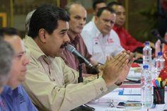 Presidente Maduro: Guayana es la esperanza nacional para el desarrollo del siglo XXI