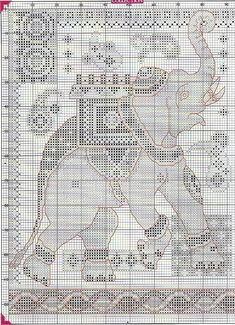 Blackwork Cross Stitch, Cross Stitching, Cross Stitch Embroidery, Embroidery Patterns, Elephant Cross Stitch, Cross Stitch Alphabet, Cross Stitch Animals, Cross Stitch Designs, Cross Stitch Patterns