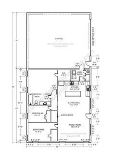 Metal pole barn house plans pole barn house floor plans for 30x40 shop with loft
