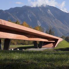 Bridge Over the Rhone / Meier + Associés Architectes