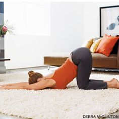 Yoga Yippie: Helpful tips to turn breech babies