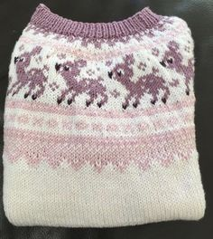 Rådyrgenser fra Sandnes garn - relax Baby Barn, Fair Isle Knitting Patterns, Kids And Parenting, Knitwear, Diy And Crafts, Knit Crochet, Weaving, Sweaters, Clothes