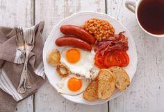 Brit reggeli
