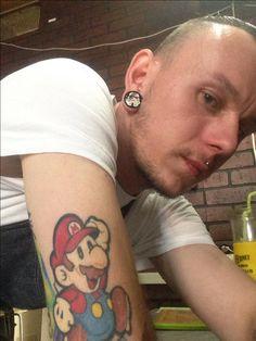 Moje nejoblíbenější tattoo na mém těle.........