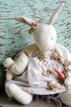 Grace the Bunny