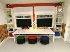 diy kids room storage - Google Search