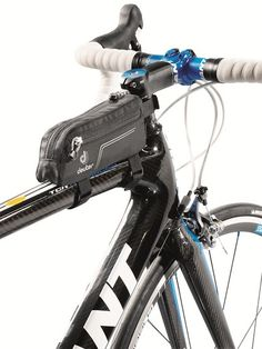 Deuter Energy Bag - Black -- Continue to the product at the image link. Mountain Bicycle, Mountain Biking, Frame Bag, Bike Handlebars, Bicycle Maintenance, Cool Bike Accessories, Bike Seat, Travel Tours, Brazil