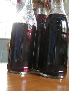 A Life Unprocessed: How To Turn Any Juice Into Lacto-Fermented Soda-  For Aline and Hans, since they're trying to quit caffine