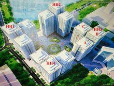 Tổng hợp những dự án chung cư giá rẻ tại Thủ đô