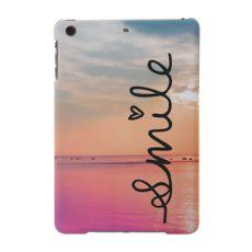 Smile Sea View iPad Mini Case