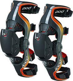 actual knee protectors POD K1 Youth Knee Brace Paar - FC-Moto.de