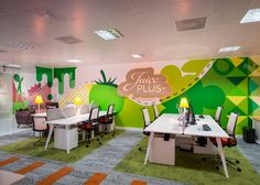 Task | Case Studies | CBS Juice Plus Juice Plus, Office Environment, Office Interiors, Going To Work, Case Study, Table Decorations, Creative, Inspiration, Home Decor