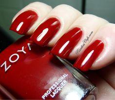 Zoya Rekha #nail #nails #nailpolish