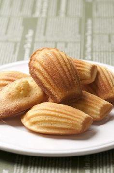 辻口博啓シェフの基本のスイーツレシピ「マドレーヌ」   お菓子・パンのレシピや作り方【corecle*コレクル】