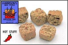 Harrison\'s Pepper Lifetime Coarse Bird Pellets 5 Lb