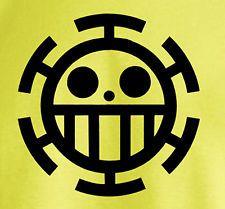 Trafalgar Law T Shirt One Piece Surgeon of Death Heart Pirates Manga Anime Tee