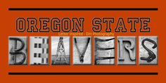 Oregon+State+BEAVERS