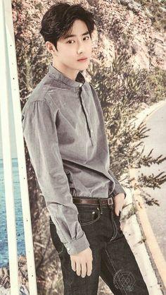 #EXO #Wallpaper #Lockscreen #Suho #Junmyeon #Joonmyeon