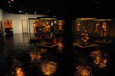 Los Guerreros de Xian regresan a Madrid para la exposición 'Ejército de Terracota', que podrá verse en el Fernán Gómez  hasta el 2 de marzo de 2014