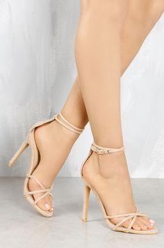 Lola Shoetique - Confident Look - Nude, $30.99 (http://www.lolashoetique.com/confident-look-nude/)