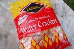 Taste of the Caribbean: Excelsior Genuine Jamaican Water Crackers