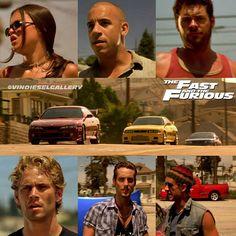 Vin Diesel Stills @vindieselgallery - The first Fast Team. Happ...Yooying