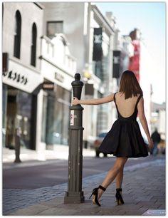 Art Symphony: The Little Black Dress II