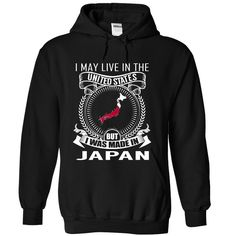 I May Live ₪ in the US But I Was Made இ in Japan (V3)I May Live in the US But I Was Made in Japan. These T-Shirts and Hoodies are perfect for you! Get yours now and wear it proud!keywords
