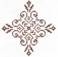 Snowflake | the hopeful stitcher