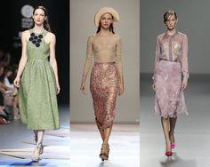 Las 10 tendencias Primavera-Verano 2014 de la Semana de la Moda de Madrid- FALDAS MIDI