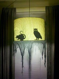 My halloween lamp -ttob