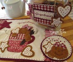 Talleres Online Colección Ginger Tea