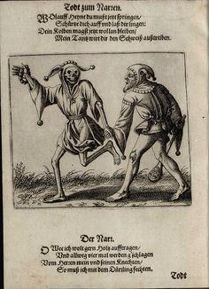 Matthäus Merian, danse macabre