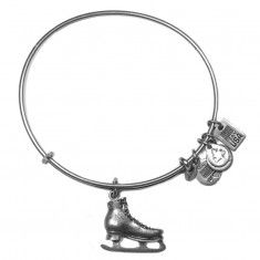 #winyourwristlist, Team USA Ice Skate - Alex and Ani Winter Olympics collection I need this!