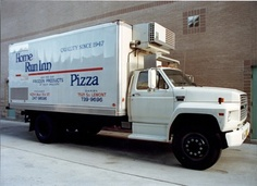 Home Run Inn was one of the first frozen pizzas distributed in the United States.