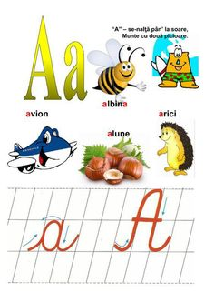 Alphabet Worksheets, Preschool Worksheets, Free Party Invitation Templates, Busy Book, Reggio Emilia, Kids Education, Learn English, Activities For Kids, Romans